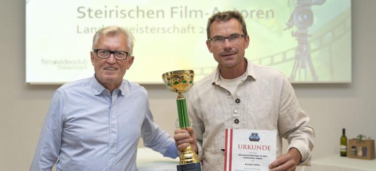 Arnold Felfer ist Landesmeister 2020