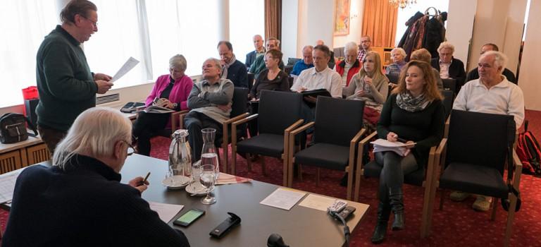 Juroren Auffrischungsseminar 2017