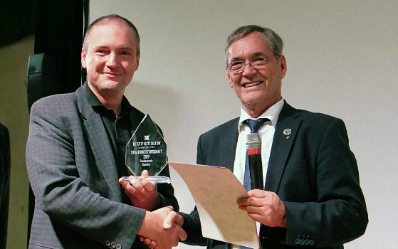 Dieter Leitner gewinnt Gold bei der VÖFA Staatsmeisterschaft in Kufstein