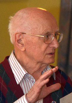 Unser langjähriges Mitglied Dr. Paul Györfy im 96. Lebensjahr verstorben