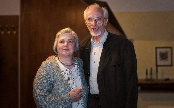 Reinhold Wurm zu Gast in unserem Club