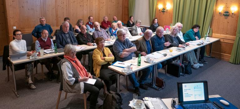 Juroren Auffrischungsseminar 2019