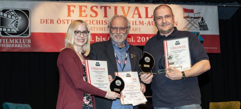 FVC Steiermark gewinnt den Verbandswettbewerb 2017/2018