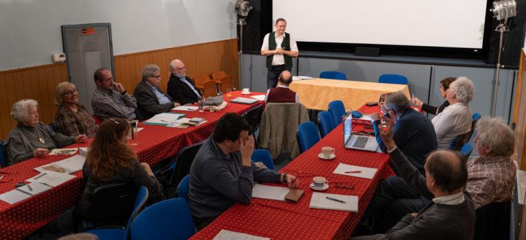 Juroren-Auffrischungs-Seminar 2020