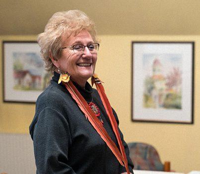 Sonja Steger zu Gast bei uns im Club