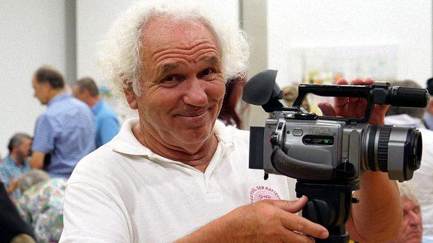 Unser langjähriger Filmfreund Erich Riess plötzlich verstorben