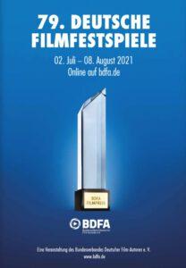 Plakat 79. Deutsche Filmfestspiele